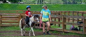 Summer Pony Camp at Camp Widjiwagan, Nashville, TN