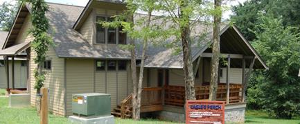 Immerse your group in the camp experience with an overnight stay. Camp Widjiwagan, Nashville, TN
